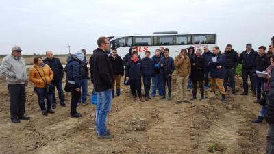 Soufflet Agro Proposes New Technologies for Soil Protection