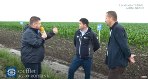 INTERVIEW AGROINTELIGENȚA- PLATFORMELE DEMONSTRATIVE SOUFFLET SEEDS, TRAIAN, JUDEȚ NEAMȚ
